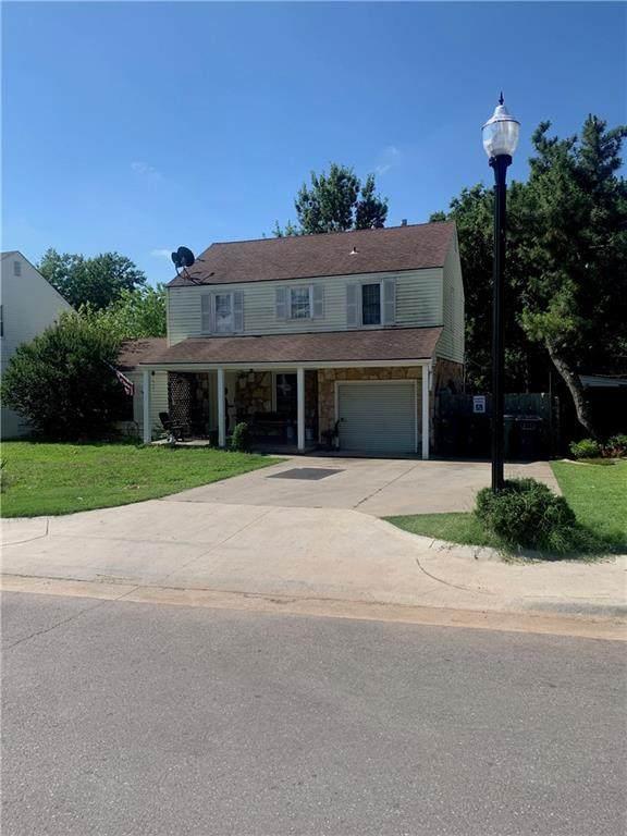2816 NW 43rd Street, Oklahoma City, OK 73112 (MLS #917730) :: Homestead & Co