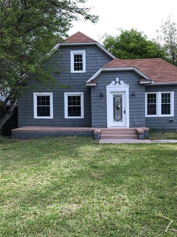 1613 NW 40th Street, Oklahoma City, OK 73118 (MLS #918478) :: Homestead & Co
