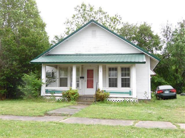 116 S Bullitt Street, Holdenville, OK 74848 (MLS #918483) :: Erhardt Group at Keller Williams Mulinix OKC