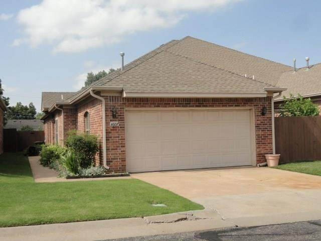 4607 NW 25th Place, Oklahoma City, OK 73127 (MLS #918755) :: Keri Gray Homes