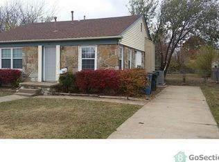 308 Babb Drive, Midwest City, OK 73110 (MLS #918788) :: Homestead & Co