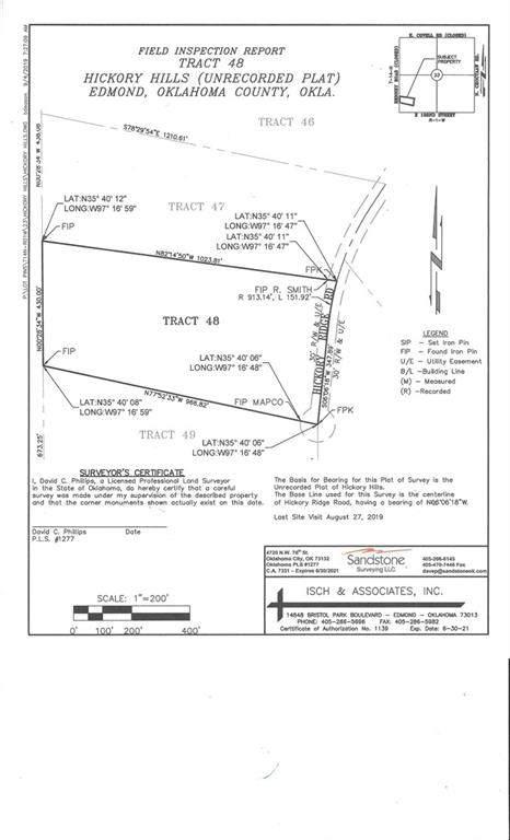19421 Hickory Ridge Road, Arcadia, OK 73007 (MLS #918916) :: Homestead & Co
