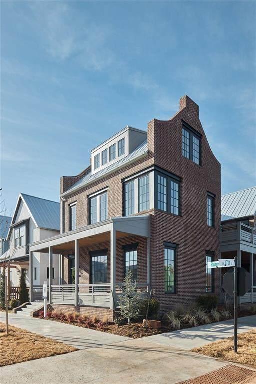 1801 Runway Boulevard, Oklahoma City, OK 73108 (MLS #918950) :: Homestead & Co