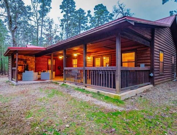 52 Southern Pine Court Road, Broken Bow, OK 74728 (MLS #919003) :: Homestead & Co