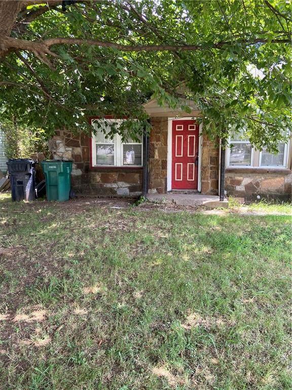 1528 SW 35 Street, Oklahoma City, OK 73119 (MLS #919114) :: Keri Gray Homes