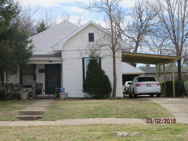 1626 NW 32 Street, Oklahoma City, OK 73118 (MLS #919940) :: Homestead & Co