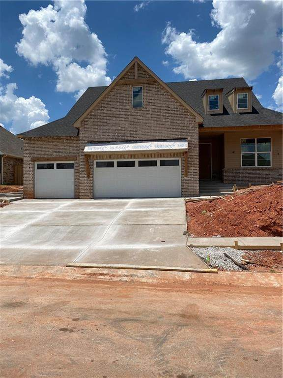 4825 Deerfield Drive, Edmond, OK 73034 (MLS #920052) :: Homestead & Co