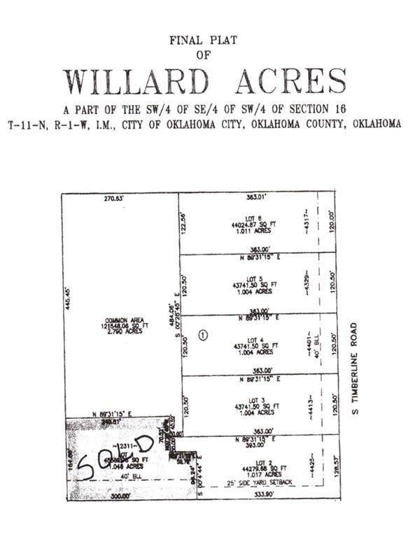4401 E Timberline Road, Choctaw, OK 73020 (MLS #921292) :: Homestead & Co