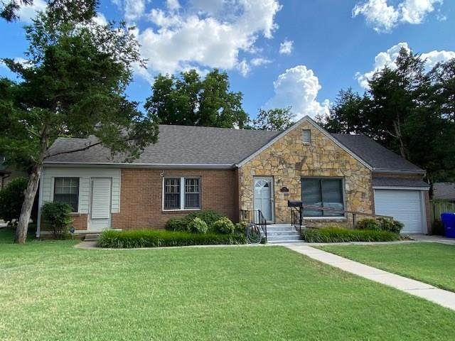 518 E Boyd Street, Norman, OK 73071 (MLS #921741) :: Homestead & Co
