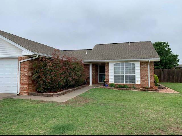506 Russell Avenue, Cordell, OK 73632 (MLS #921768) :: Homestead & Co