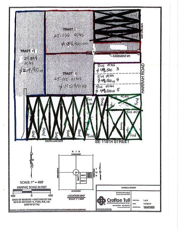 SE 119th St & Harrah Road, McLoud, OK 74851 (MLS #921893) :: Homestead & Co