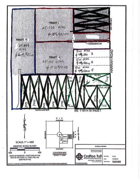SE 119th St & Harrah Road, McLoud, OK 74851 (MLS #921895) :: Homestead & Co