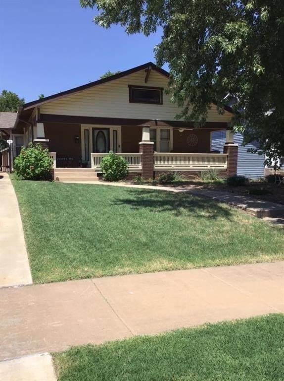609 NW 21st Street, Oklahoma City, OK 73103 (MLS #923083) :: Keri Gray Homes