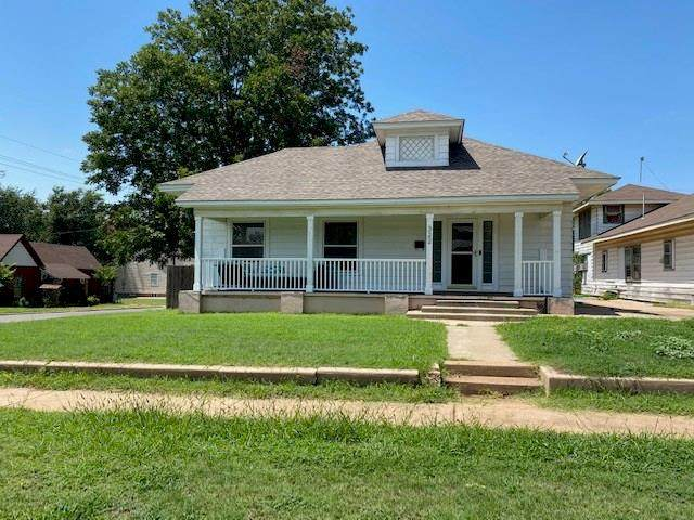 322 S 5th Street, Clinton, OK 73601 (MLS #923232) :: Keri Gray Homes