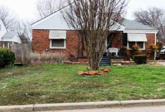 2125 NE 20th Street, Oklahoma City, OK 73111 (MLS #923342) :: Homestead & Co