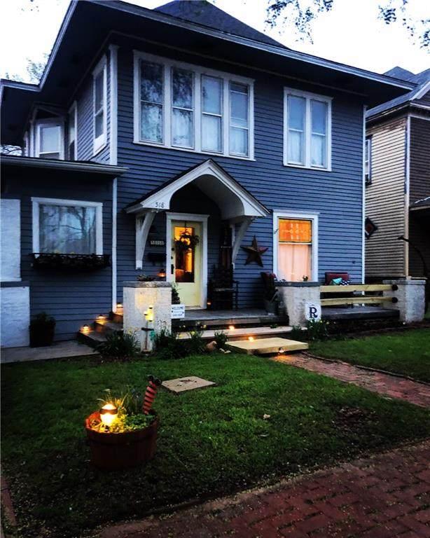 518 E Noble Avenue, Guthrie, OK 73044 (MLS #923566) :: Homestead & Co