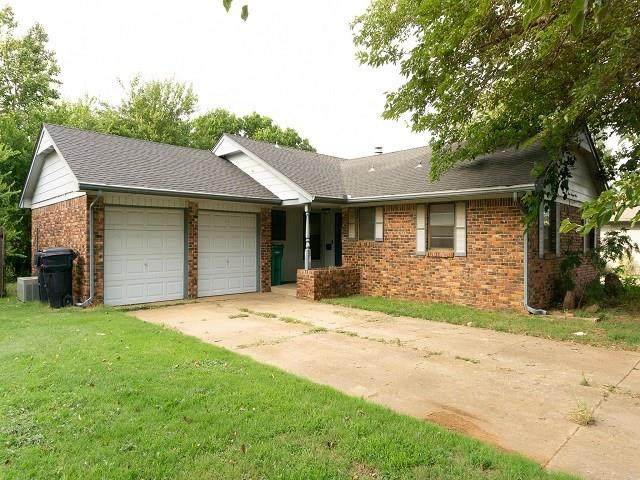 7009 S Linn Avenue, Oklahoma City, OK 73159 (MLS #923608) :: Homestead & Co
