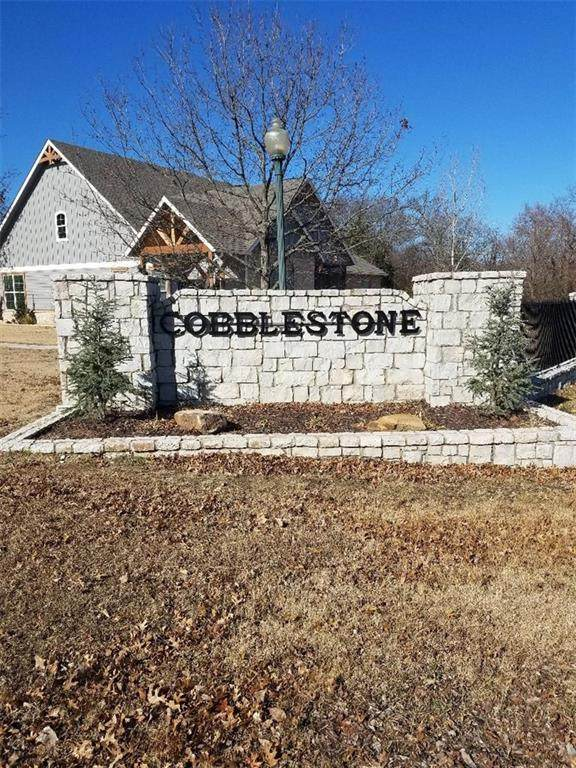 N Cobblestone Drive, Ada, OK 74820 (MLS #923728) :: Homestead & Co
