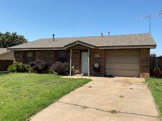117 Hiler Drive, Weatherford, OK 73096 (MLS #924153) :: Homestead & Co
