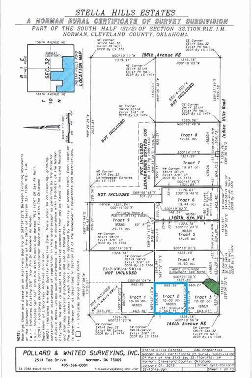 6201 144th Ave Ne, Newalla, OK 74857 (MLS #924664) :: Homestead & Co