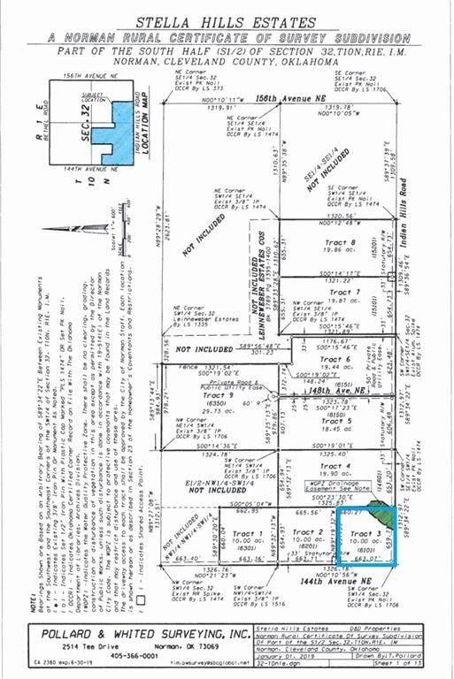 6101 144th Ave Ne, Newalla, OK 74857 (MLS #924668) :: Homestead & Co
