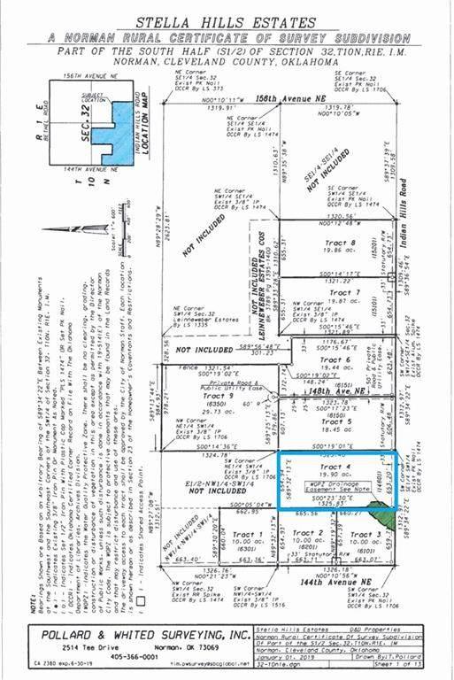 14601 E Indian Hills Road, Newalla, OK 74857 (MLS #924677) :: Homestead & Co