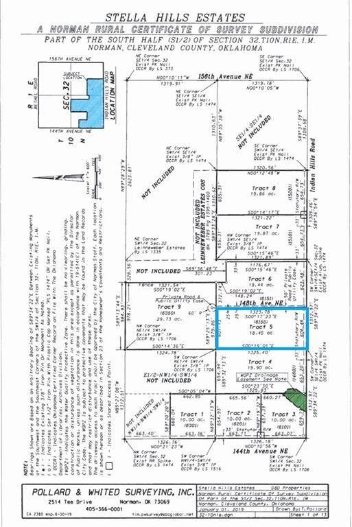 6150 148th Ave Ne, Newalla, OK 74857 (MLS #924684) :: Homestead & Co
