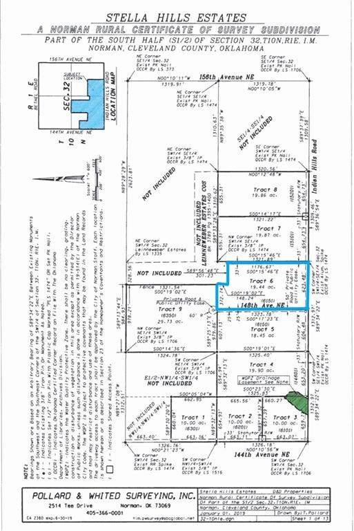 6151 148th Ave Ne, Newalla, OK 74857 (MLS #924691) :: Erhardt Group at Keller Williams Mulinix OKC