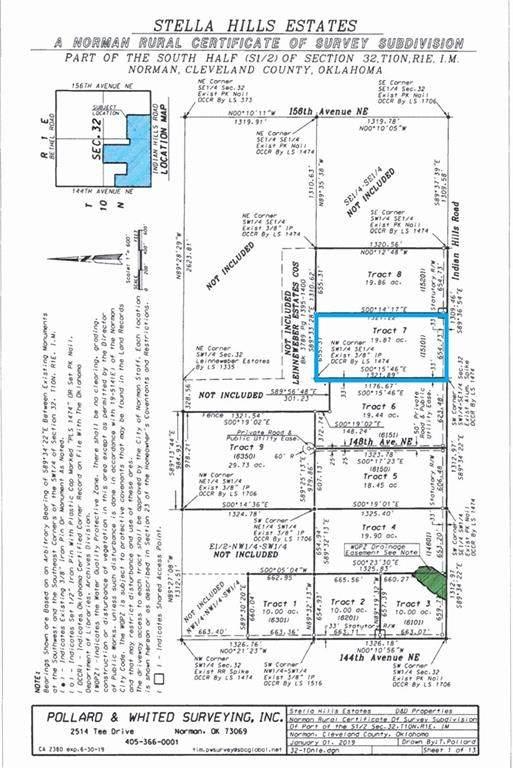 15101 E Indian Hills Road, Newalla, OK 74857 (MLS #924693) :: Erhardt Group at Keller Williams Mulinix OKC
