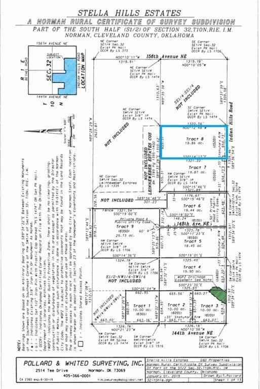 15201 E Indian Hills Road, Newalla, OK 74857 (MLS #924695) :: Homestead & Co