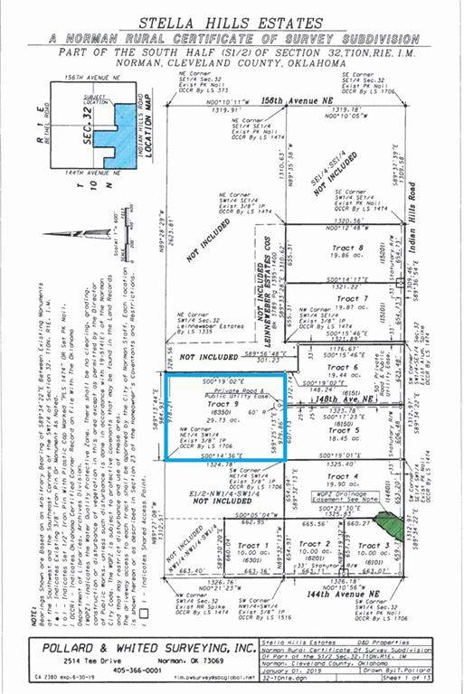 6350 148th Ave Ne, Newalla, OK 74857 (MLS #924701) :: Erhardt Group at Keller Williams Mulinix OKC
