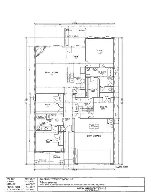 8008 NW 161st Terrace, Edmond, OK 73013 (MLS #925255) :: ClearPoint Realty
