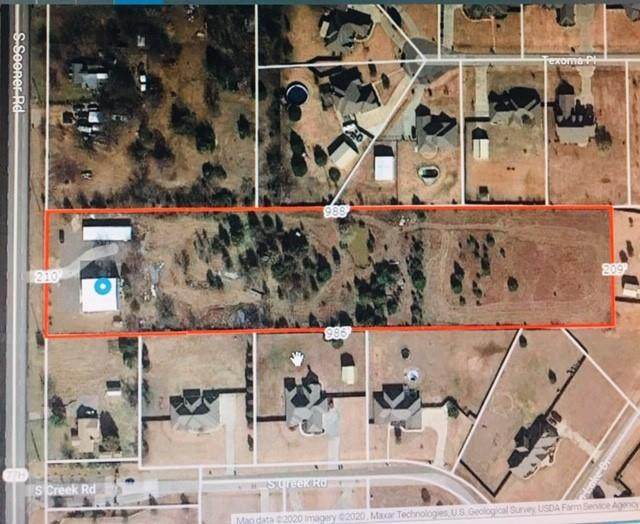 3000 S Sooner Road, Moore, OK 73165 (MLS #925286) :: Homestead & Co