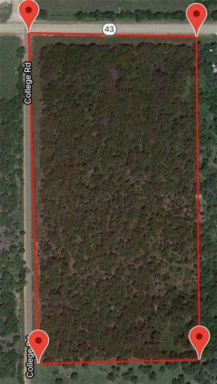 000 0000, Atoka, OK  (MLS #925486) :: Homestead & Co