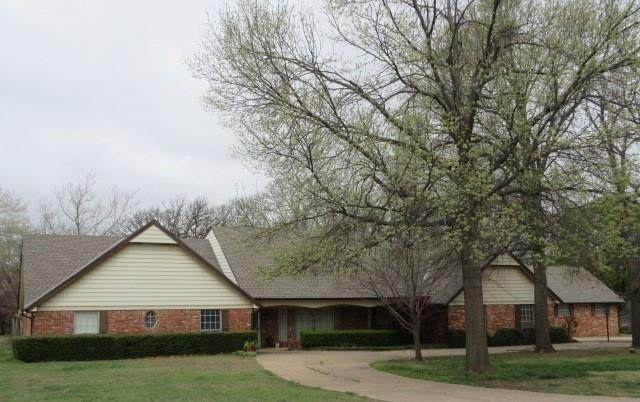 14701 Wilson Road, Edmond, OK 73013 (MLS #926370) :: The UB Home Team at Whittington Realty