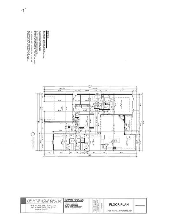 17654 Macarthur Park Road, Edmond, OK 73013 (MLS #926422) :: ClearPoint Realty