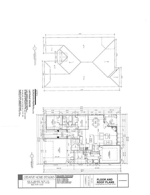 17638 Macarthur Park Road, Edmond, OK 73012 (MLS #926466) :: ClearPoint Realty