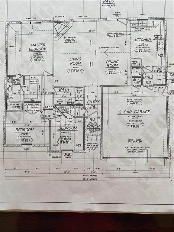 206 S 1st Street, Cashion, OK 73016 (MLS #926785) :: Homestead & Co
