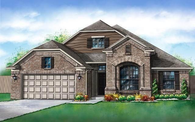 704 Carolyn Ridge Road, Norman, OK 73071 (MLS #927158) :: ClearPoint Realty