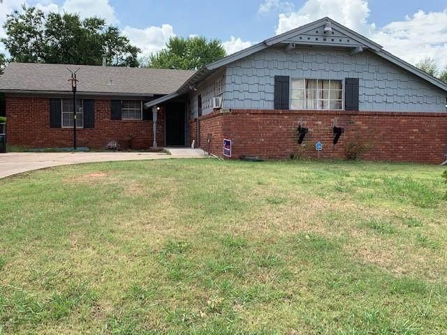 1716 NE 51st Street, Oklahoma City, OK 73111 (MLS #927594) :: Homestead & Co