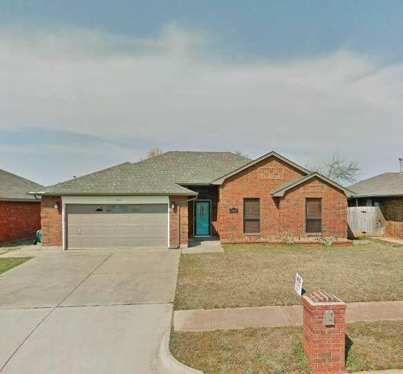1161 Shelly Road, Yukon, OK 73099 (MLS #927724) :: The Oklahoma Real Estate Group