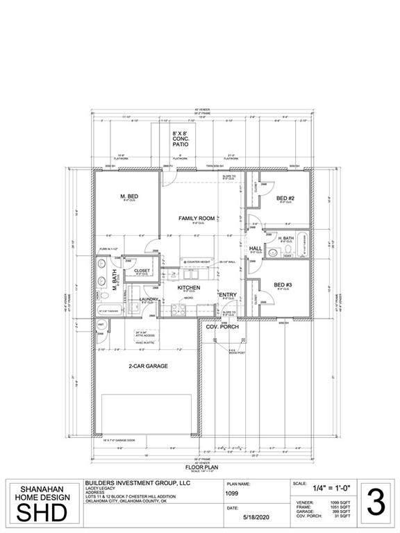 316 NW 96th Street, Oklahoma City, OK 73114 (MLS #927881) :: Erhardt Group at Keller Williams Mulinix OKC