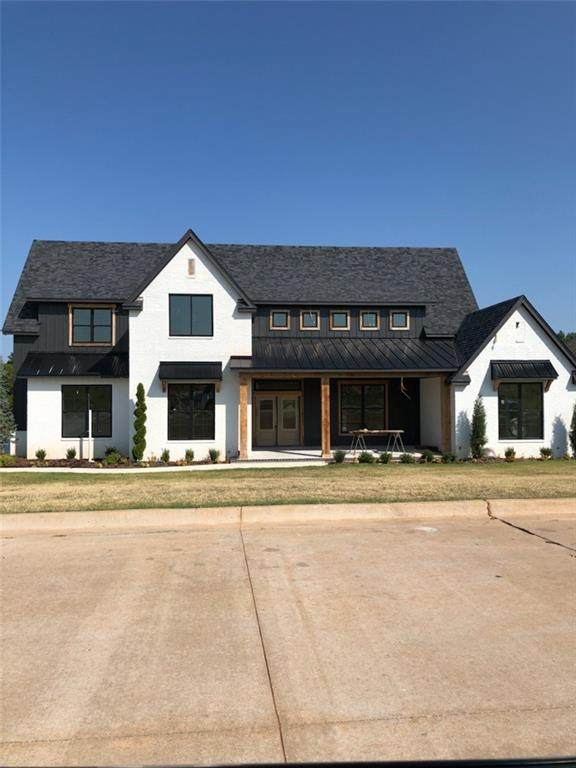 2412 Forest Glen Drive, Choctaw, OK 73020 (MLS #927948) :: Keri Gray Homes
