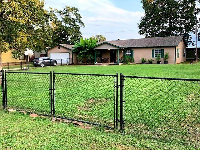 328 Pine Road, Eufaula, OK 74432 (MLS #928269) :: ClearPoint Realty