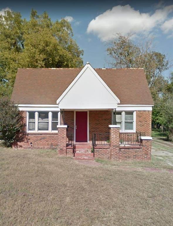 1613 E Park Place, Oklahoma City, OK 73117 (MLS #928409) :: Erhardt Group at Keller Williams Mulinix OKC
