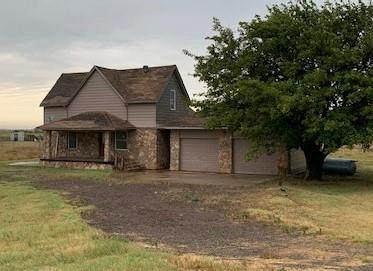 20365 E County Road 158, Altus, OK 73521 (MLS #928428) :: Homestead & Co