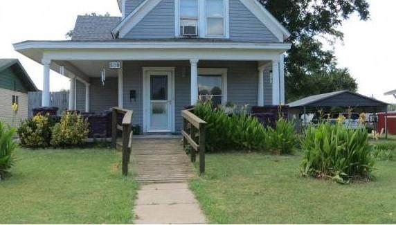 509 N Oklahoma Avenue, Mangum, OK 73554 (MLS #928942) :: Erhardt Group at Keller Williams Mulinix OKC
