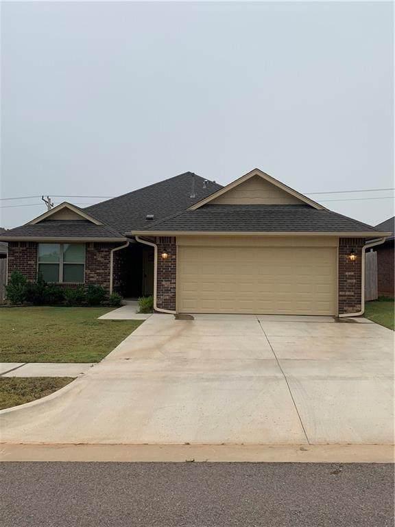 8548 SW 44th Terrace, Oklahoma City, OK 73179 (MLS #929118) :: Homestead & Co