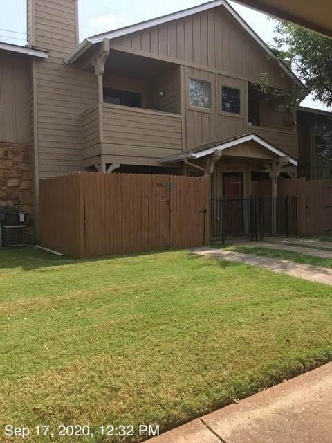 14405 N Pennsylvania Avenue 6B, Oklahoma City, OK 73134 (MLS #929616) :: Homestead & Co