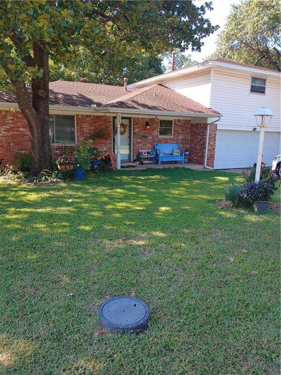 713 Sandy Lane, Choctaw, OK 73020 (MLS #929825) :: The Oklahoma Real Estate Group